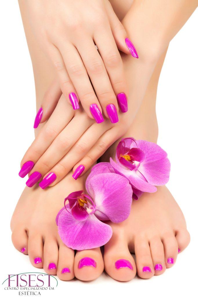 Manicure e Pedicure Fisest